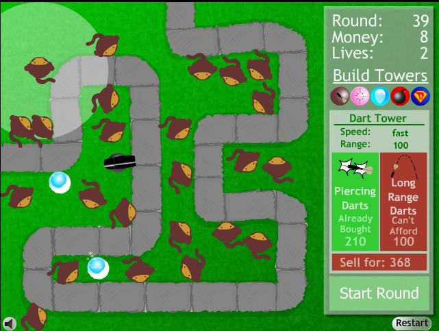 monkey tower defense